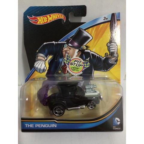 Hot Wheels - The Penguin - DC Comics
