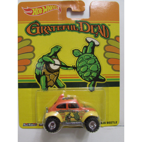 Hot Wheels - Volkswagen Baja Beetle - Grateful Dead