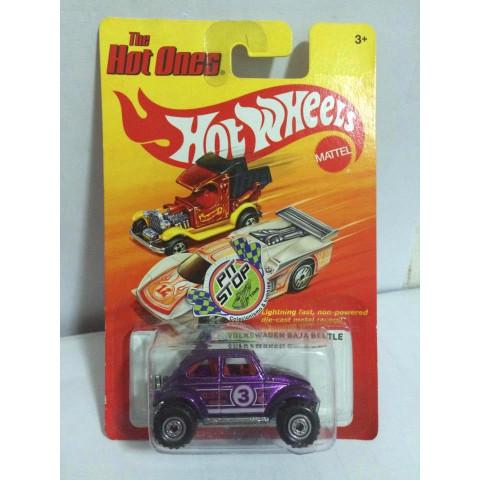 Hot Wheels - Volkswagen Baja Beetle Roxo - The Hot Ones