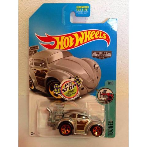 Hot Wheels - Volkswagen Beetle - Zamac 2017