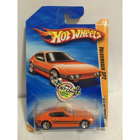 Hot Wheels - Volkswagen SP2 Laranja - Mainline 2010