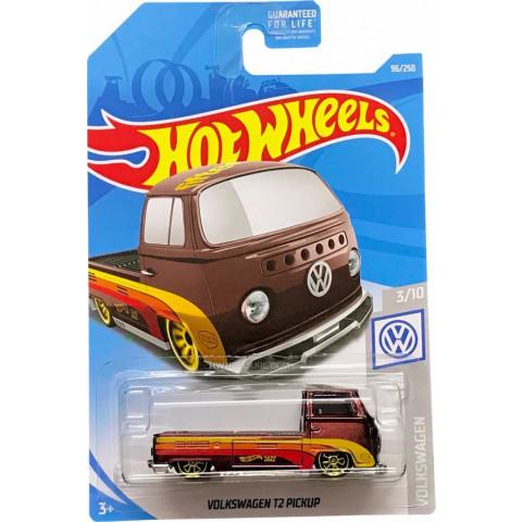 Hot Wheels - Volkswagen T2 Pickup - Treasure Hunt Super 2019