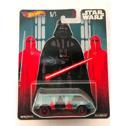 Hot Wheels - Dream Van Xgw - Star Wars - Pop Culture