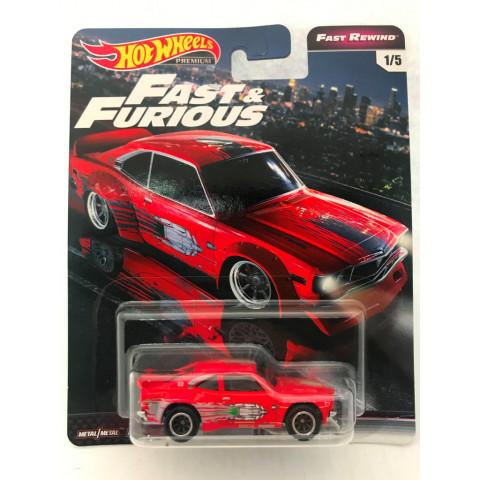 Hot Wheels - Mazda Rx-3 - Fast e Furious - Fast Rewind