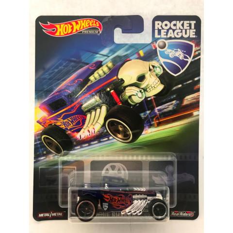 Hot Wheels - Bone Shaker - Rocket League - Retro