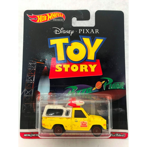 Hot Wheels - Pizza Planet Truck Toy Story - Retro