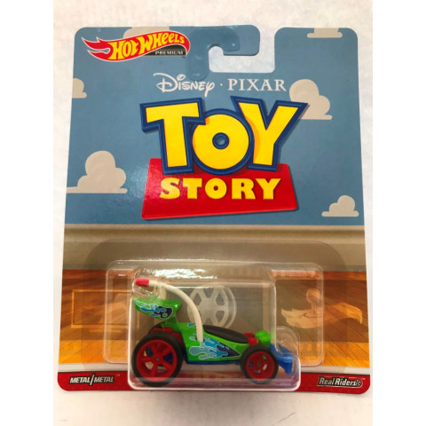 Hot Wheels - RC Car Toy Story - Retro