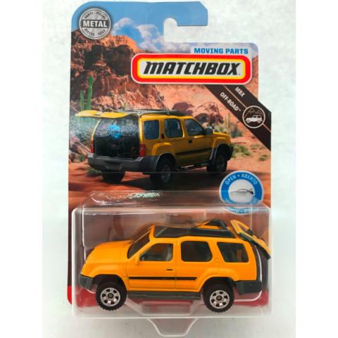 Matchbox - 2000 Nissan Xterra - Moving Parts