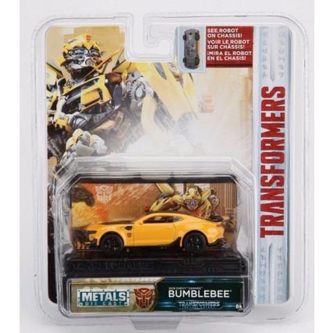 Jada - Bumblebee 2016 Chevy Camaro - Transformers Metals Die Cast