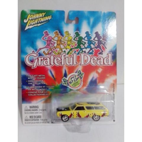 Johnny Lightning - 1965 Chevy Chevelle Wagon - Grateful Dead