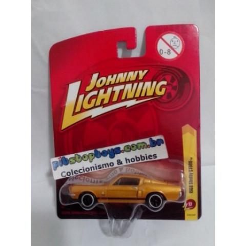 Johnny Lightning - 1968 Shelby GT500 - JL Forever