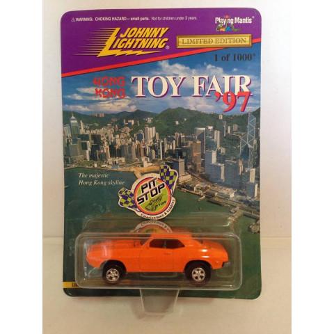 Johnny Lightning - 1969 Firebird Laranja - Toy Fair 97