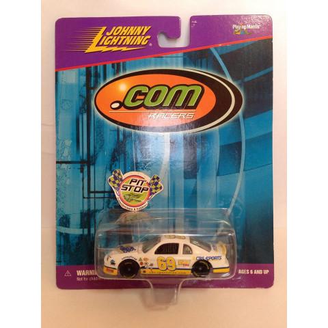 Johnny Lightning - CBS Sports Branco - .Com Racers