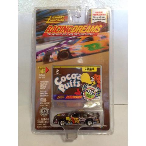 Johnny Lightning - Cocoa Ruffs - Racing Dreams - Nascar