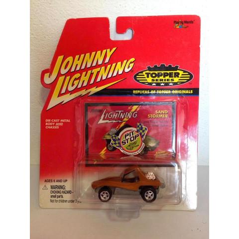 Johnny Lightning - Sand Stormer Bege - Topper Series