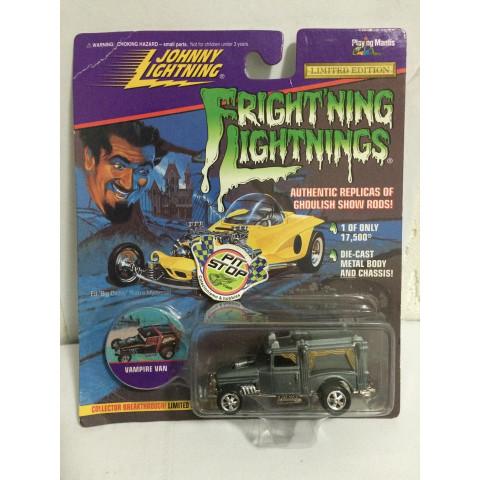 Johnny Lightning - Vampire Van - Frightning Lightnings
