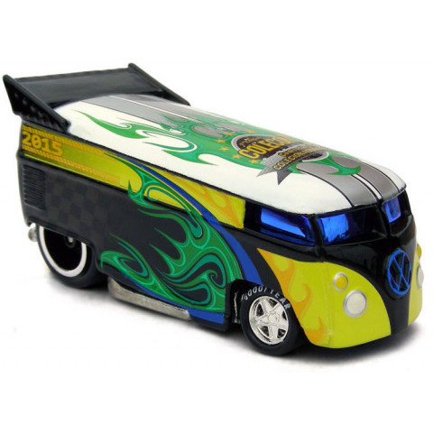 Liberty Promotions - Brasil VW Bus  - Flame Thrower - Número 199 de 200 - Colecon