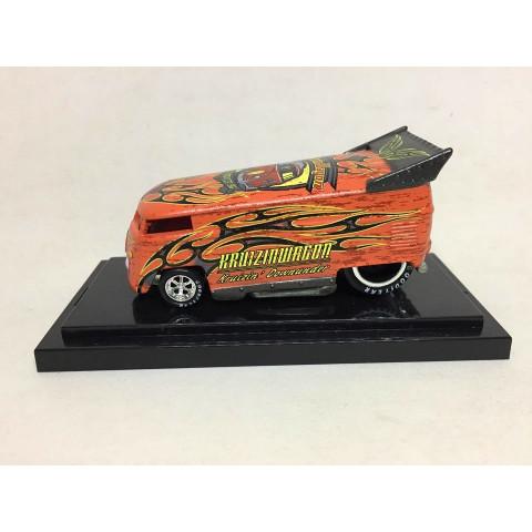 Liberty Promotions - Kruizinwagon 2 - Red VW Drag Bus - Limitado em 900 Peças