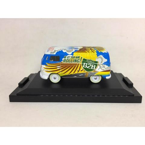 Liberty Promotions - VW Van - Liberty Promotions.COM - Versão White Lightning