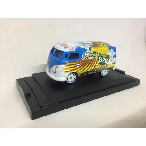Liberty Promotions - VW Van - Liberty Promotions.COM - Versão Regular