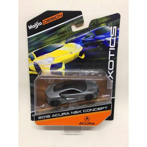 Maisto - 2012 Acura NSX Concept - Exotics