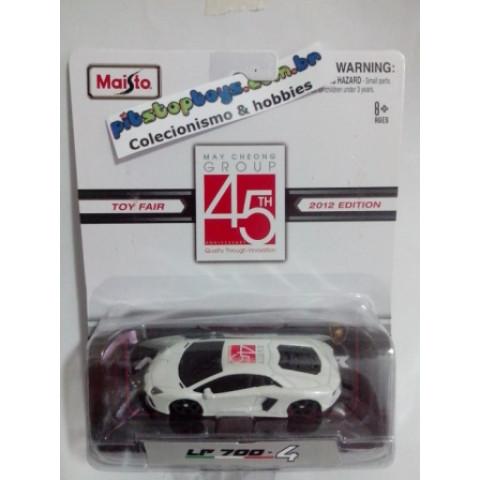 Maisto - Lamborghini LP 700 - 4 - Toy Fair 2012 Limited Edition