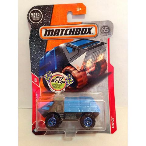 Matchbox - ARV-01 Grafite - Básico 2018