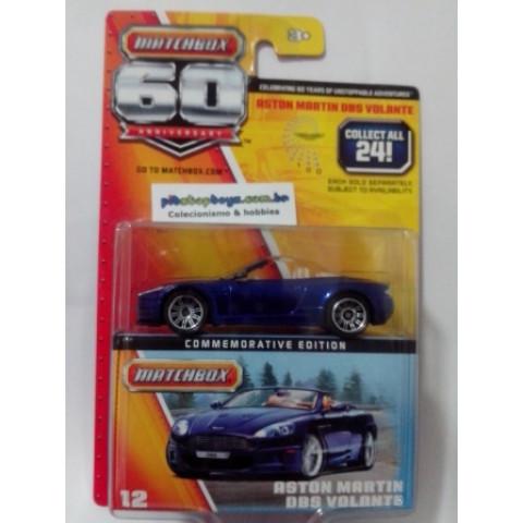 Matchbox - Aston Martin DBS Volante - 60th Anniversary