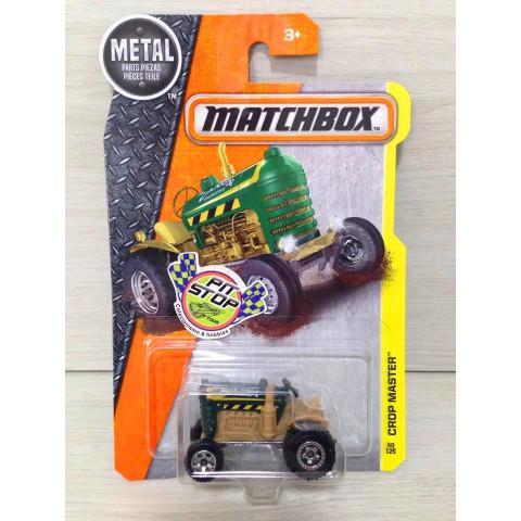 Matchbox - Crop Master Verde - Básico 2017