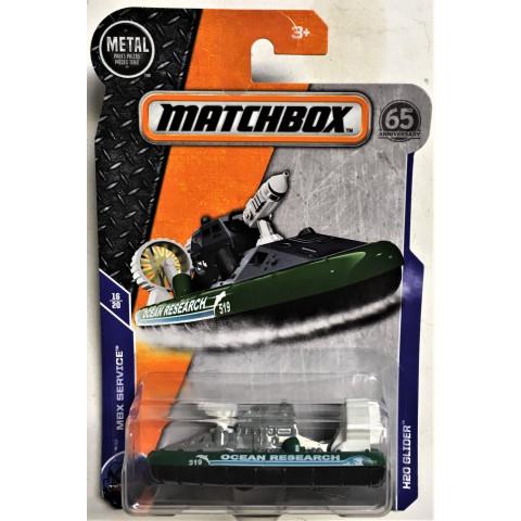 Matchbox - H2O Gilder Verde - Matchbox 2018