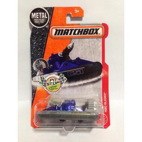 Matchbox - H2O Glider Azul - Básico 2017