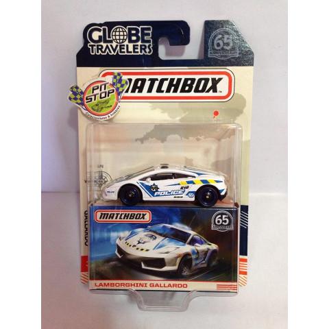 Matchbox - Lamborghini Gallardo  - Globe Travelers