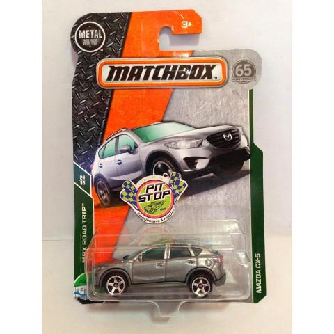 Matchbox - Mazda CX-5 Cinza - Básico 2018