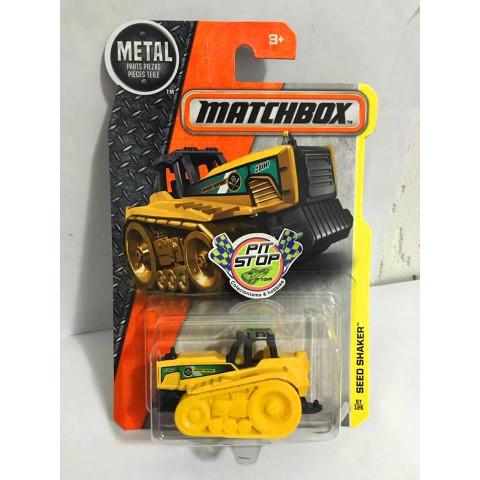 Matchbox - Seed Shaker Amarelo - Básico 2017