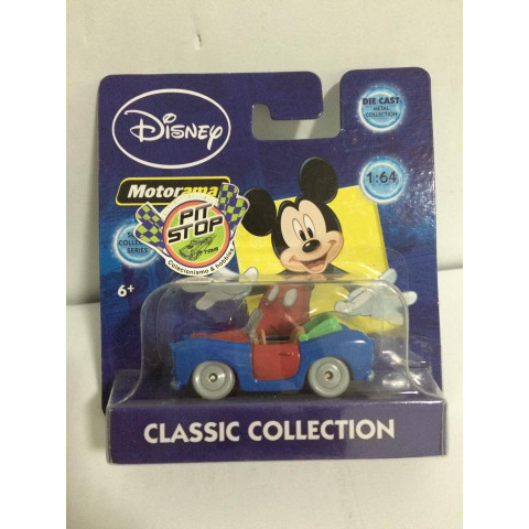 Motorama - Mickey - Disney Classic Collection