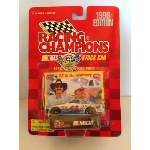 Racing Champions - Pontiac Grand Prix Cinza - 25th Anniversary - Nascar