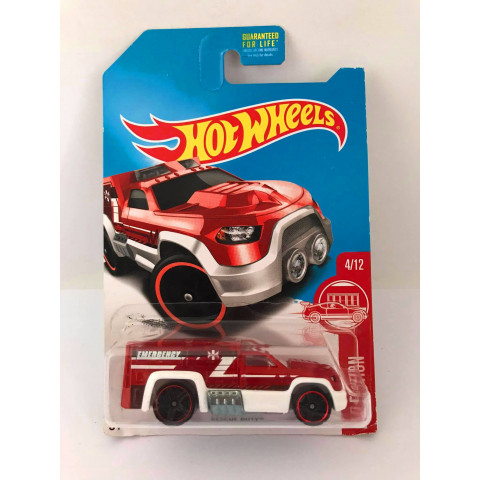 Hot Wheels - Rescue Duty Vermelho - Red Edition 2017 Target Exclusivo