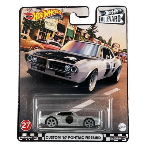 Hot Wheels - Custom 67 Pontiac Firebird - Boulevard