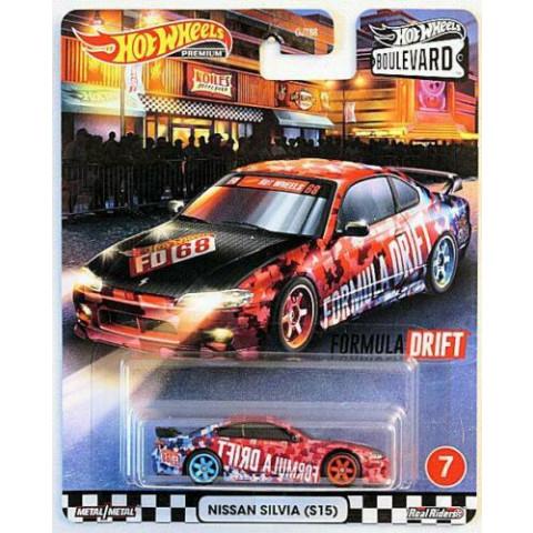 Hot Wheels - Nissan Silvia (S15) - Boulevard 2020