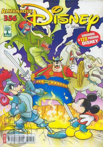 Almanaque Disney nº 356 jan/2004 - O Faraó da Amazônia