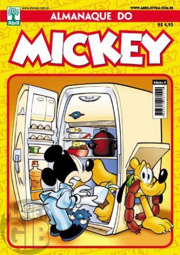 Almanaque do Mickey [2ª série] nº 004 out/2011 - A Arca Perdida