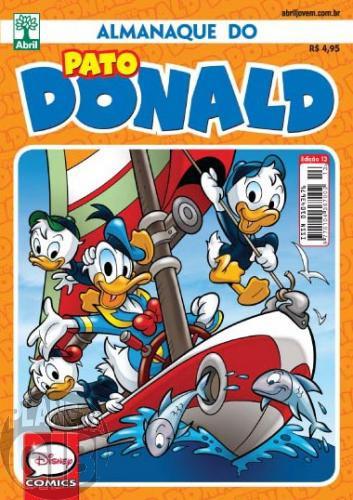 Almanaque do Pato Donald [2s] nº 013 abr/2013 - A Lenda de El Dorado