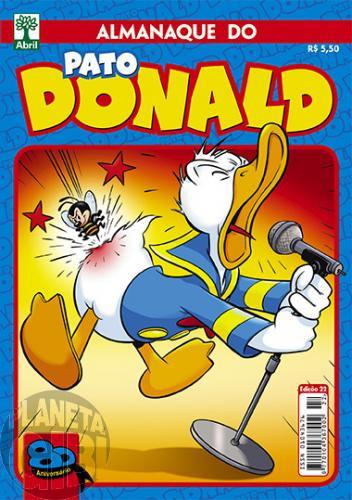 Almanaque do Pato Donald [2s] nº 022 out/2014 - A Truta Quase de Ouro