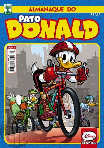 Almanaque do Pato Donald [2s] nº 024 fev/2015 - Aqueles Quilos a Mais