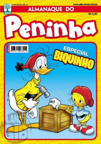 Almanaque do Peninha [3s] nº 004 set/2012 - Especial Biquinho 30 Anos - Última Edição