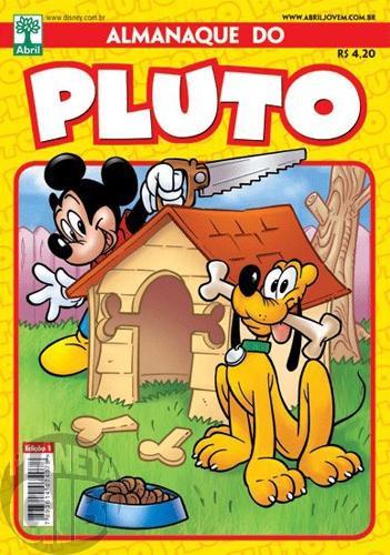 Almanaque do Pluto [2ª série] nº 001 dez/2010 - Amor Canino - Paul Murry