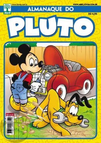 Almanaque do Pluto [2ª série] nº 004 jul/2012 - O Sonho de Pluto