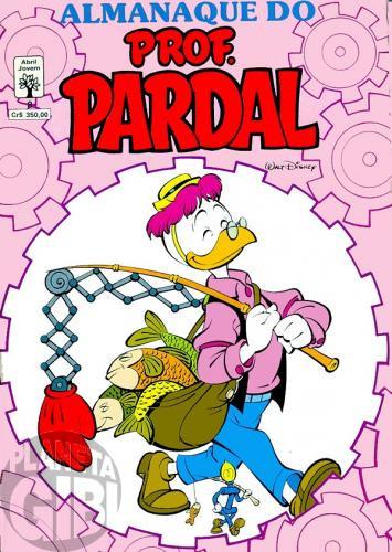 Almanaque do Prof. Pardal [1ª série] nº 008 set/1991 - É o Fim do Mundo!