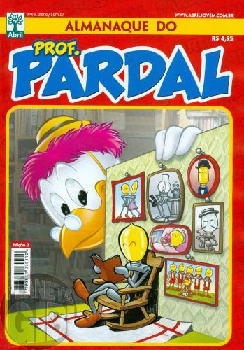 Almanaque do Prof. Pardal [2s] nº 002 jul/2011 - O Patosat I