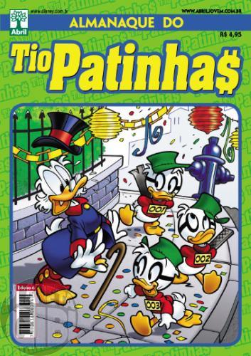 Almanaque do Tio Patinhas [2s] nº 006 fev/2012 - Nadinhas, o Milionário